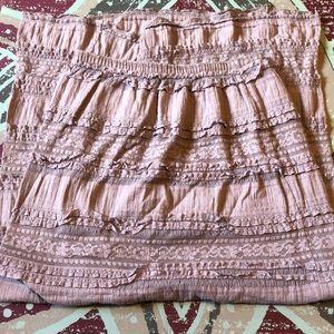 Buckle Skirts - Boho